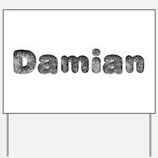 Damian Wolf Yard Sign