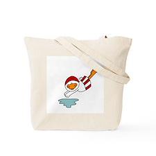 Duck Beach Tote Bag