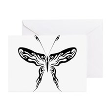 BUTTERFLY 6 Greeting Cards (Pk of 10)