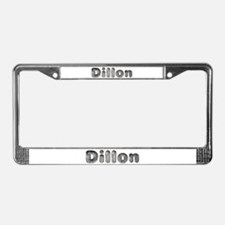 Dillon Wolf License Plate Frame