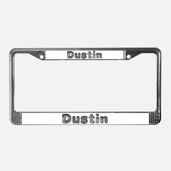 Dustin Wolf License Plate Frame