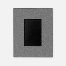 Greyscale Silvertone Concrete Picture Frame