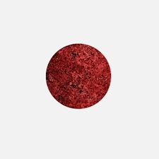 Lava Bloodstone Mini Button