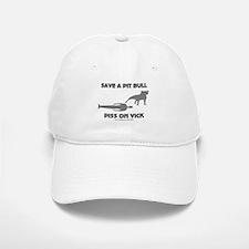 Save A Pit (V) Baseball Baseball Cap