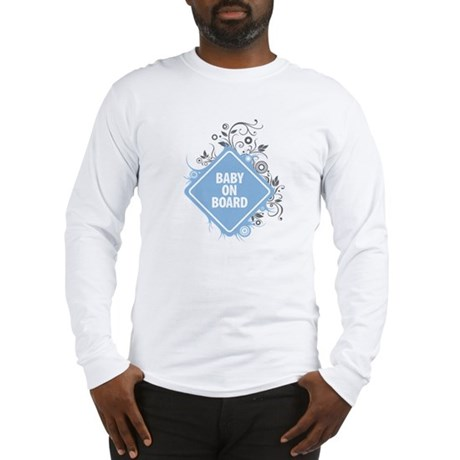 babyonboardbox Long Sleeve T-Shirt