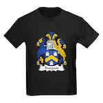 Towgood Family Crest Kids Dark T-Shirt