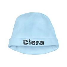 Ciera Wolf baby hat