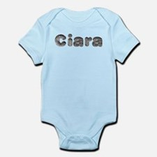 Ciara Wolf Body Suit