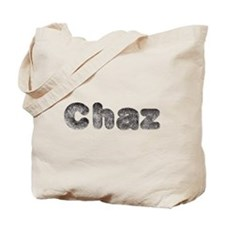 Chaz Wolf Tote Bag