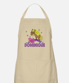 I Dream Of Ponies Dominique BBQ Apron