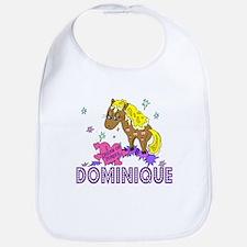 I Dream Of Ponies Dominique Bib