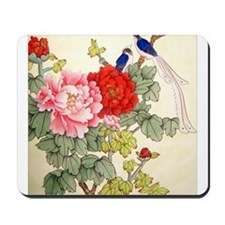 Chinese Water Color Painting Mousepad