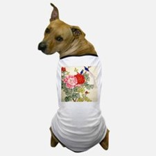 Chinese Water Color Painting Dog T-Shirt