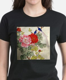 Chinese Water Color Painting Tee