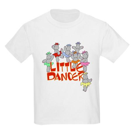 Hippo Little Dancer Kids Light T-Shirt