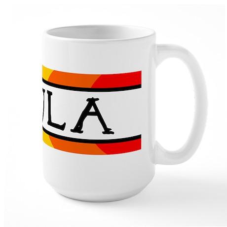 Doula Rainbow Large Mug