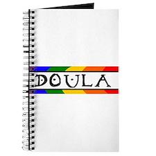 Doula Rainbow Journal