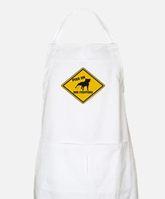 Piss On Animal Abusers BBQ Apron