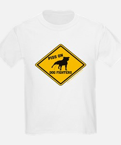 Piss On Animal Abusers T-Shirt