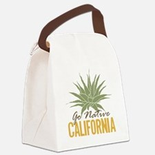 Go Native California Canvas Lunch Bag
