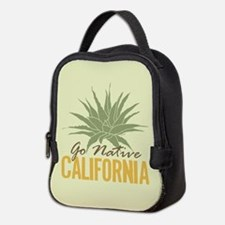 Go Native California Neoprene Lunch Bag