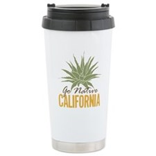 Go Native California Travel Coffee Mug