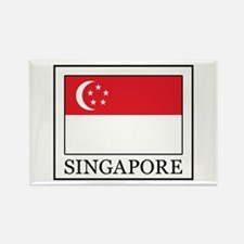 Singapore Magnets