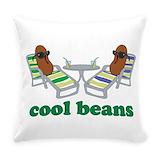 Funny Burlap Pillows