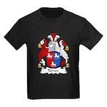 Torner Family Crest Kids Dark T-Shirt