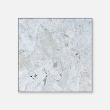 "Shattered Mica Glass Square Sticker 3"" x 3"""