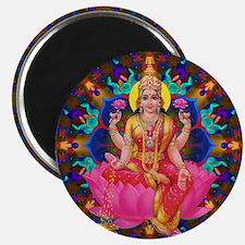 Daily Focus Mandala 4.2.15 Lakshmi Magnet