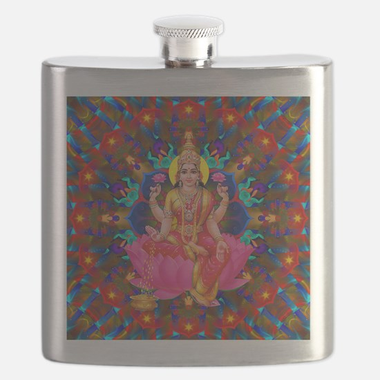 Daily Focus Mandala 4.2.15 Lakshmi Flask