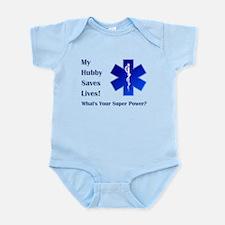 MY HUBBY Infant Bodysuit