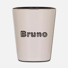 Bruno Wolf Shot Glass