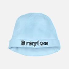 Braylon Wolf baby hat