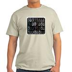 Binary Code Geek Ash Grey T-Shirt