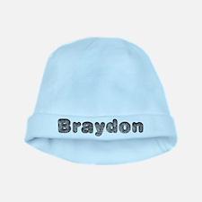 Braydon Wolf baby hat