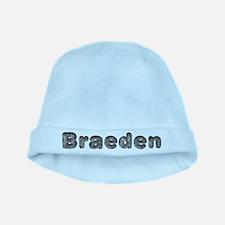 Braeden Wolf baby hat