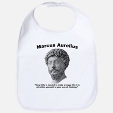 Aurelius: Happy Bib