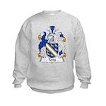 Tong Family Crest Kids Sweatshirt