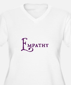 Empathy Plus Size T-Shirt