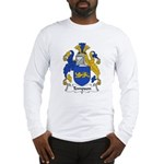 Tompson Family Crest Long Sleeve T-Shirt