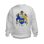 Tompson Family Crest Kids Sweatshirt