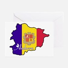 Cool Andorra Greeting Cards (Pk of 10)