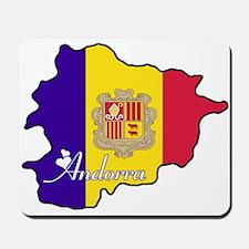Cool Andorra Mousepad