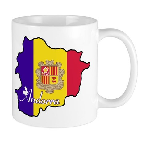Cool Andorra Mug
