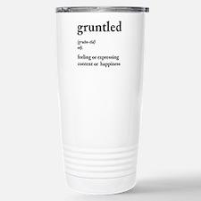 Unique Content Travel Mug