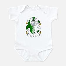 Tomlinson Family Crest Infant Bodysuit
