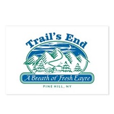 Trail's End Postcards (Package of 8)