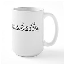 Annabella Classic Retro Name Design Mugs